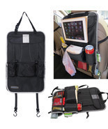 New Auto Back Car Seat Bag Organizer Holder Multi Pocket Travel Storage Ha - £48.99 GBP