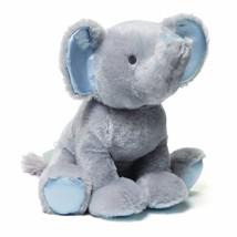 Gund Emmet The Plush Elephant (Blue, 9 inches tall) - $38.19