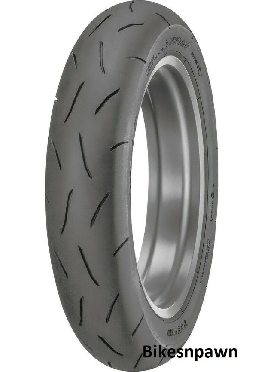 New Dunlop TT93 GP 100/90-12 Front Mini Race Motorcycle Tire 49J