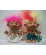 Treasure Troll with Wishstone Dolls - $79.15