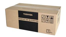 Genuine Toshiba DK-18 Black Drum Kit - $30.00