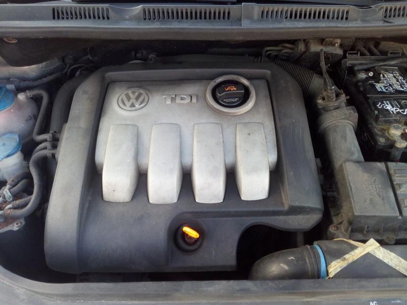 EIS446730 Steering Knuckle - FRONT LEFT Volkswagen Golf Plus 2005