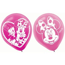 Minnie Mouse Clubhouse Disney Kids Birthday Party Decoration Latex Balloons - $9.17