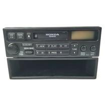 Honda Stock Car Radio Cassette Player '99-'01 OEM 39100-S10-A310-M1 CM72... - $43.23