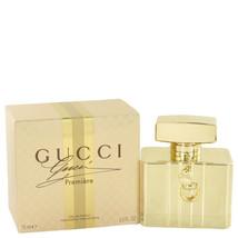 Gucci Premiere by Gucci Eau De Parfum Spray 2.5 oz for Women - $82.00