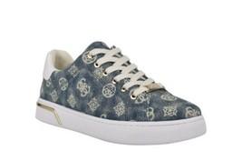 "Guess ""Rollin"" Blue Logo Sneakers Size 8M - $127.59"