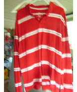 Aeropostale Men's XXL Polo- Great Quality And Heavy Duty Made Well Red/W... - $10.36