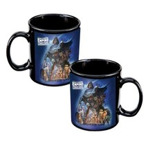 Star Wars Empire Strikes Back Poster Art Ceramic Mug - $8.77