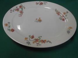 Beautiful CH.FIELD Haviland Limoges GDA France- Medium PLATTER - $11.49