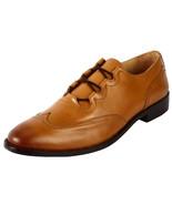 LibertyZeno Men's Wing Tip Lace Up Dress Shoes L-1103 - $46.99