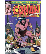Conan The Barbarian Comic Book #124 Marvel Comics 1981 NEAR MINT NEW UNREAD - $4.50