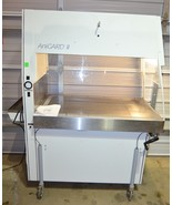Baker AG4 ATS AniGard II 4' Mobile Animal Transfer Station W/O Filters /... - $841.50