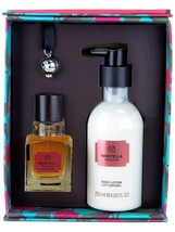 The Body Shop Nigritella Fragrance Collection Oriental Orchid Lotion and... - $21.26
