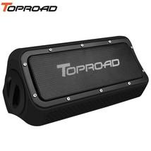 TOPROAD® Waterproof Stereo Bluetooth Speaker 10W Outdoor Sport Portable ... - $43.81