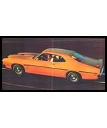 1970 MERCURY PERFORMNCE BROCHURE COUGAR CYCLONE SPOILER - $11.53