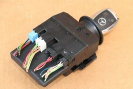 Mercedes Ignition Start Switch Module & Key Fob Keyless Entry Remote 2035450508 image 3