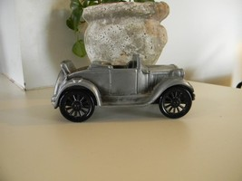 Vintage Banthrico Metal 1929 Ford Model A Coin Bank - $14.50
