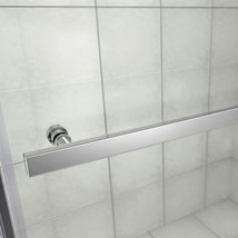 "DreamLine Prism 34 1/8""x72"" Frameless Pivot Shower Enclosure SHEN-213434... - $520.89"