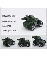 1 Set Building Construction Toys Model Kits MARINE CAR Educational Hobbi... - $2.93