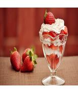 STRAWBERRIES & CREAM FRAGRANCE OIL - 4 OZ - FOR CANDLE & SOAP MAKING BY VIRGINIA - $9.07