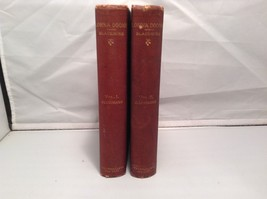 Vintage Hardcover Lorna Doone Vol 1&2 by Blackmore