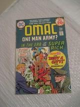 OMAC vol 1 #2 fine condition 1974 a dc comic book - $12.00