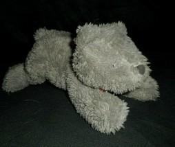 "9"" Carter's 2015 66746 Laying Sherpa Soft Teddy Bear Stuffed Animal Plush Toy - $36.47"