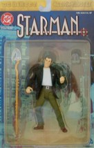 Starman Fully Poseable Action Figure by DC Comics - $13.96