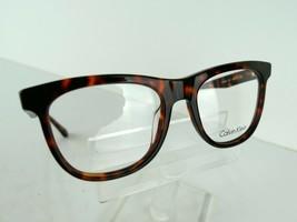CALVIN KLEIN ck 5922 (221) Burnt Havana  52 X 17 140 mm Eyeglass Frame - $49.96
