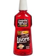 3X Lavoris Cinnamon Mouthwash 18 oz. Bottles New - $9.85