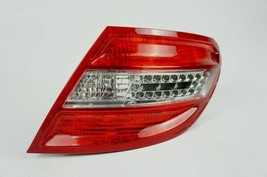 08-2010 mercedes c300 c350 right passenger side taillight tail light hou... - $121.10