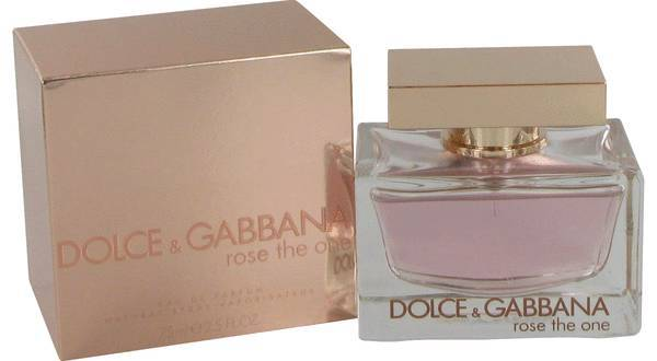 Dolce   gabbana rose the one perfume