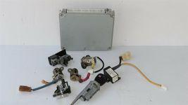 2003 Lexus RX330 ECU Immo Ignition Door Trunk Glovebox Lock Fob Combo Set image 8