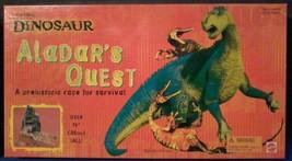 Aladar's Quest Mattel Board Game Bones Dinosaurs Kids Family Time Fun Preschool - $19.78