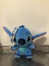 Disney Parks Stitch Character Blue Plush - $12.86