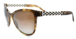 Chanel 5326 c.1525/S9 Women's Sunglasses Cat-eye Light Brown / Polarized... - $147.41