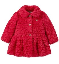 Juicy Couture Girls' Big Jacket, hot Pink, 12 - $40.25