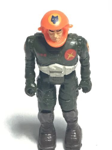 "Coleco Starcom - Champ O'Ryan - Vintage 2"" Action Figure 1986 - H.A.R.V. Driver"