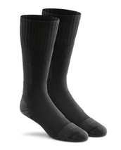 Fox River Men's Wick Dry Maximum Mid Calf Military Sock, 3 PAIR-BLACK - $35.99
