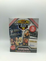 2018 Topps Mystery Wrestling Box ? (5) Fat Packs + (4) Factory Packs - $29.99