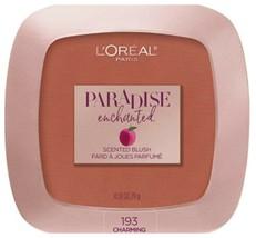Loreal Paris Paradise Enchanted Fruit-Scented Blush Makeup 193 Charming - $6.92