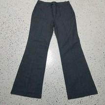 AK Anne Klein Women's Denim Jeans ~ Black ~ Stripes ~ 4 Pockets ~ Sz 10 ... - $24.74