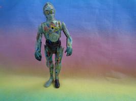2001 Hasbro Star Wars C-3PO Saga Protocol Droid Action Figure - as is - $3.91