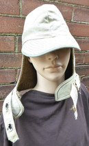 VINTAGE WWII  KHAKI WINTER CAP G.I. Cold Weather Hat WOOL lined         ... - $27.71