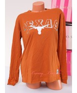 PINK VS Collegiate Collection Texas Longhorns Long Sleeve T-Shirt S Smal... - $42.99