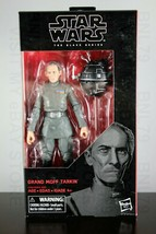 "Grand Moff Tarkin Star Wars Black Series 6"" Legends Action Figure #63 Authentic - $24.99"