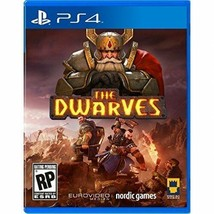The Dwarves PS4 Game (Eng / Chi Ver.) Playstation 4 New US Ship Internat... - $24.22