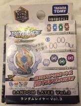 Takara Tomy Beyblade Burst Random Layer VOL.3 - $24.99