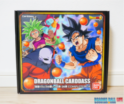 SALE BANDAI Carddass DRAGONBALL Z Complete Box Part 35, 36 - $346.50