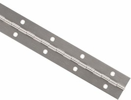 """Hillman Hardware Essentials 853400 Continuous Pin 12"""" x 1-1/2"""" Stainless... - $21.72"""
